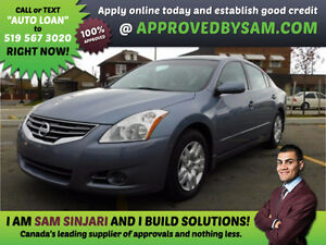 ALTIMA - Payment Budget and Bad Credit? GUARANTEED APPROVAL.