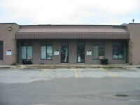 Unit 21 2045 20th Ave. East,   Industrial unit 1350 square feet