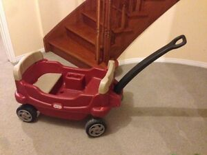 Little Tikes Wagon (new condition)