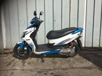 Sym jet 4 125cc moped/scooter