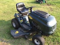 Ride on mower 46 inch deck