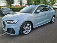 2020 Audi A1 1.0 SPORTBACK TFSI S LINE 5d 114 BHP Hatchback Petrol Manual