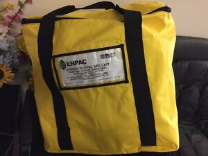 Enpac duffel spill kit for sale