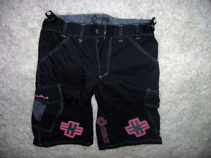 Mace mountain bike shorts. Durable and comfortable!($150 MSRP)