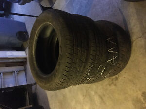 195/65R5 Cooper all season tires for sale