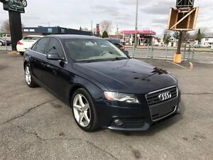 Audi A4  quattro 2.0T Premium-2.0T-JAMAIS ACCIDENTER 2010