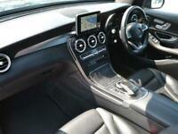 2015 Mercedes-Benz GLC DIESEL ESTATE GLC 220d 4Matic AMG Line Premium 5dr 9G-Tro