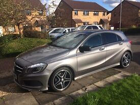 *** STUNNING MERCEDES A CLASS AMG SPORT (TOP SPEC) - IMMACULATE CONDITION!! ***