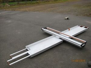 Like New Pro Trax Multy angle saw table