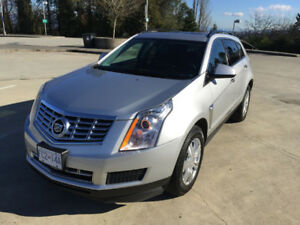 2013 Cadillac SRX FWD Low KMs