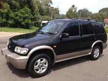 2002 AUTO 4x4 Kia Sportage for backpackera 7 months rego low KM Sydney City Inner Sydney Preview
