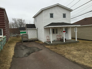 3 bdrm house in Grand Falls Windsor