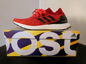 Adidas Ultra Boost Olympic Red LTD size 9