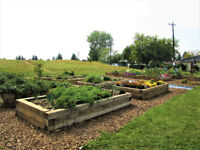 West Park Community Garden Patrons Wanted!