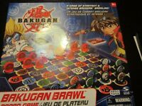 Bakugan brawl board game