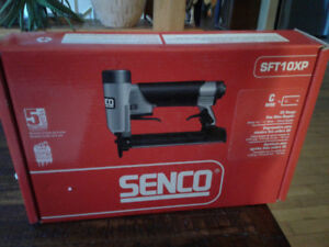 Senco SFT10XP 22 Gauge  Fine wire stapler