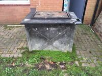 Coal bunker -free to collector