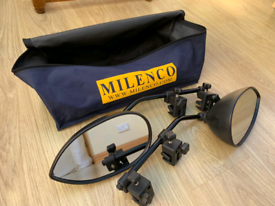 Mileco towing mirrors