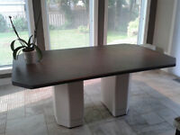 Table, kitchen or dining room