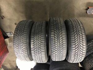 4 pneu hiver bridgestone blizzack 225-65r17