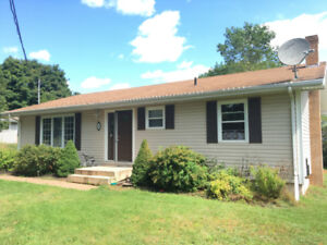 4 bedroom, 2 bath home with income property in Cornwall