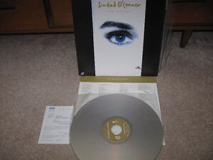 Sinead O'Connor-Year of the Horse-Japanese Laser Disc + bonus