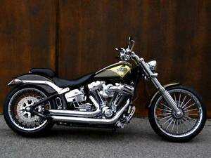 2013 HARLEY-DAVIDSON CVO SOFTAIL BREAKOUT Cannington Canning Area Preview