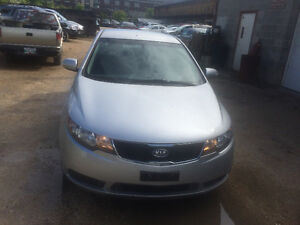 2011 Kia Forte EX Sedan,New safety