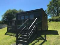 Swift S Pod Lodge For Rent Hire - Riverside Rothbury Northumberland