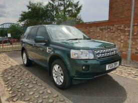 image for 2011 Land Rover Freelander 2 2.2 SD4 HSE 4WD 5dr SUV Diesel Automatic
