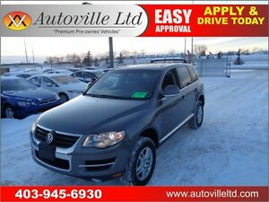 2008 Volkswagen Touareg VR6 AWD Sunroof Leather 90DaysNoPayment