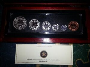 Special Edition Proof Silver Set (Centennial) - 2011