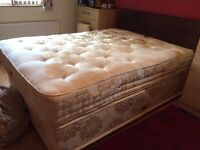KING SIZE BED - great condition