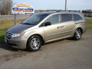 ***SOLD***2011 HONDA ODYSSEY***EX-L***DVD***AS TRADED***
