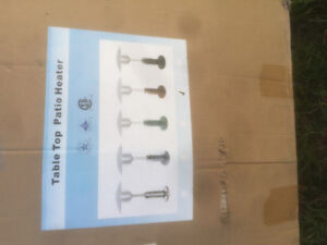 Patio Table Top Heater NEW