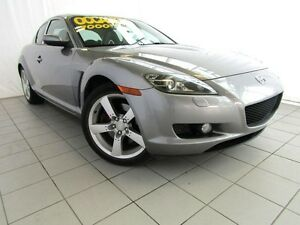 2004 Mazda RX-8 GT 5 SPEED LEATHER MAG FULL EQUIPE