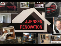 J.JENSEN RENOVATION - Handyman Services- Carpenter - Drywall.