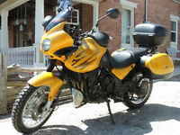 Adventure Touring Triumph Tiger