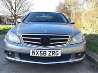 2008 Mercedes C200 CDI SE 4 Door Saloon ***STUNNING CAR***