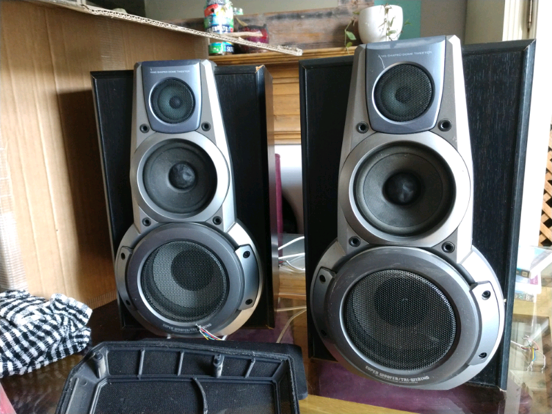 Technics SB-EH760 speakers   in Sheffield, South Yorkshire