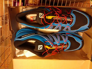 BRAND NEW Salomon Men's Fellraiser Trail Running Shoe 13