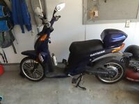 Daymak electric scooter