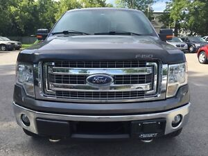 2014 FORD F-150 XLT * 4WD * SUNROOF * REAR CAM * LIKE NEW London Ontario image 9