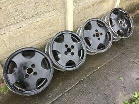 Genuine VW ESTORIL 4x100, Polo/Golf/Jetta etc 15 Alloys/Wheels