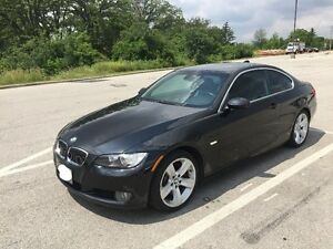 2008 BMW 3-Series 335xi Coupe Manual