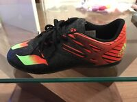 Adidas messi's boots size 2