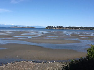 Seasonal vacation rental in Parksville, Vancouver Island