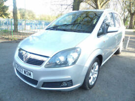 Vauxhall/Opel Zafira 1.9CDTi 16v ( 150ps ) ( Exterior pk ) 2007MY SRi