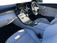 2018 Mercedes-Benz C Class C250d AMG Line Premium Plus 2dr Auto Convertible Dies