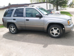 2007 Chevrolet Trailblazer 4x4 winter ready